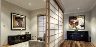 Casa estilo japonés