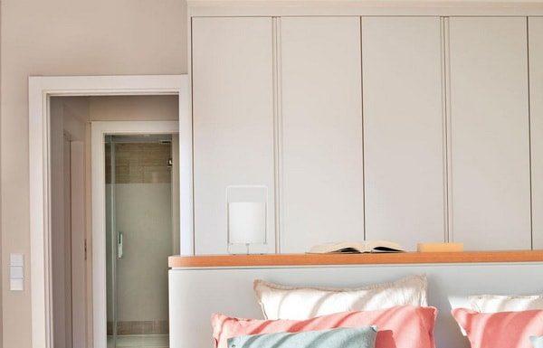 Dormitorio moderno