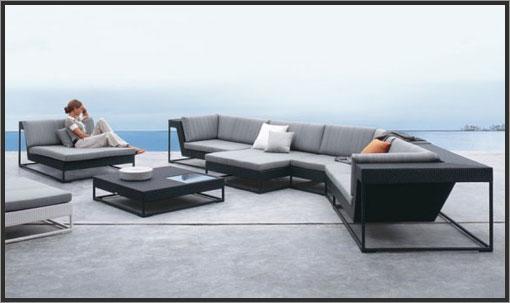 Muebles de exterior web de la casa for Dedon muebles