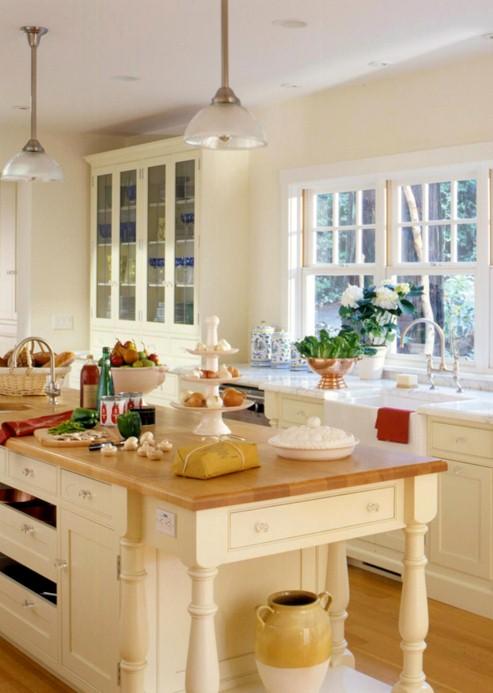 Fotos de cocinas de dise o web de la casa - Cocinas estilo ingles decoracion ...