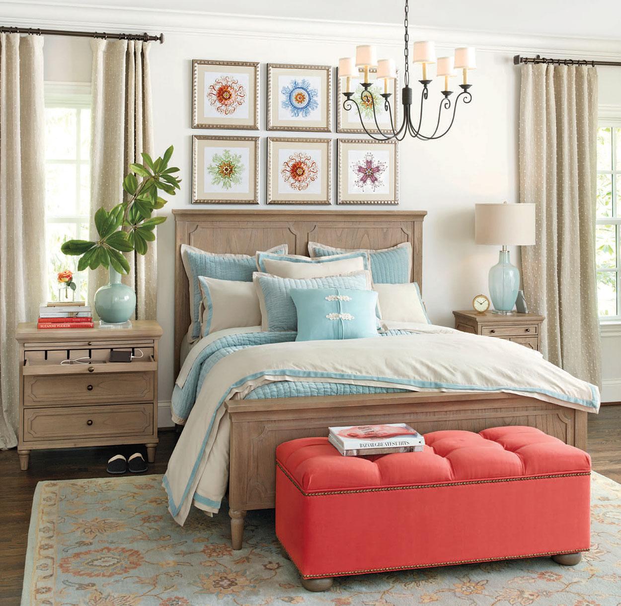 M s de 40 encantadores y c modos dormitorios web de la casa - Tendencias y decoracion ...