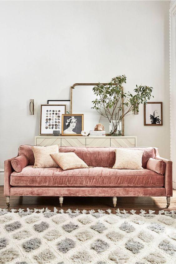 Los Mas Bonitos Sofas Para Realzar El Salon Web De La Casa