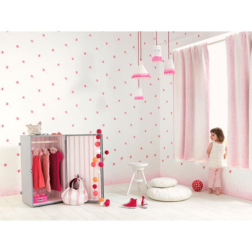 Papel pintado infantil para crear una habitaci n de ensue o - Papel habitacion infantil ...