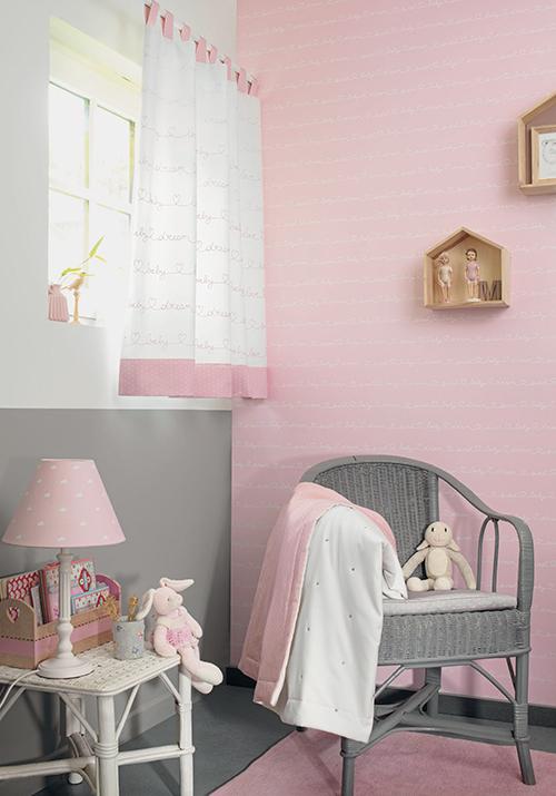 Papel pintado infantil para crear una habitaci n de ensue o - Papel pintado dormitorio principal ...