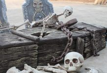 cementerio Halloween