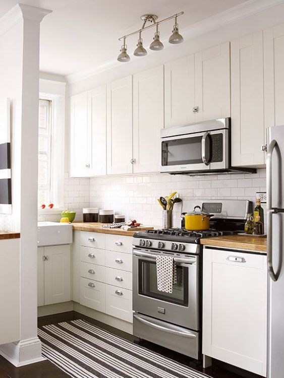 Cocina blanca 31