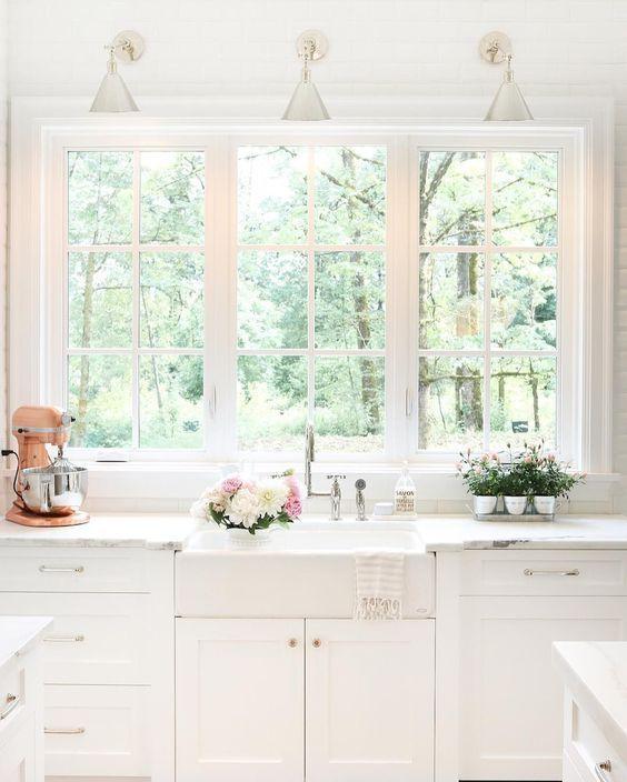 Cocina blanca 28