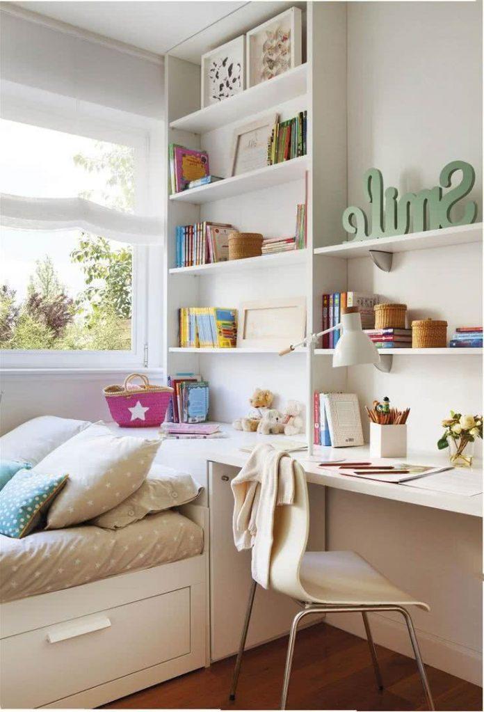 Ideas para habitaciones pequelas