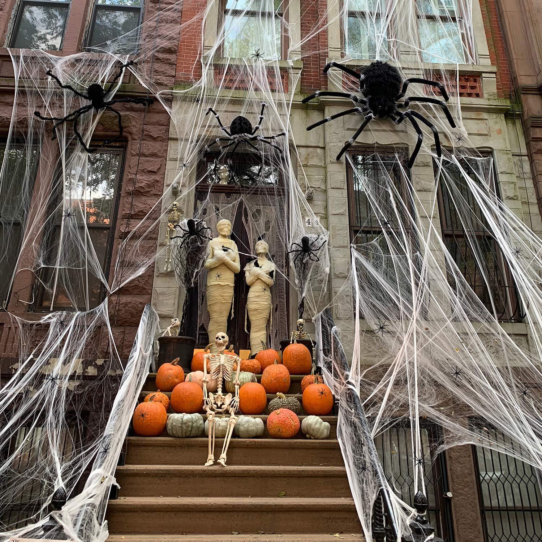 Telaraña Halloween