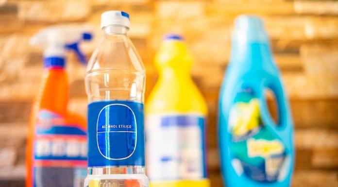 Productos de limpieza hogar
