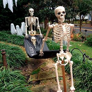 Decoración de terror para Halloween 2020